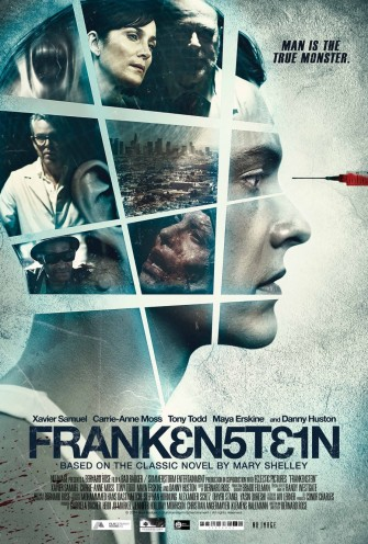 Frankenstein (2015), © Eclectic Pictures & Bad Badger
