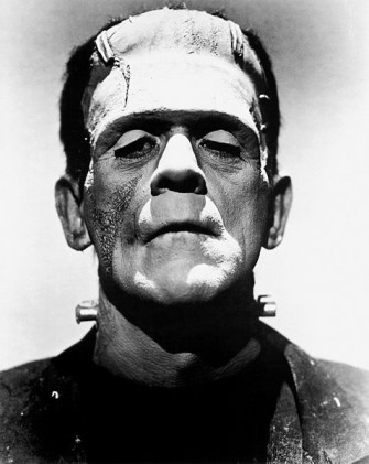 Boris Karloff in Frankenstein (1931), © Universal Pictures